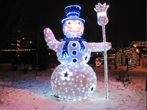 Holiday Activities Around the Twin Cities