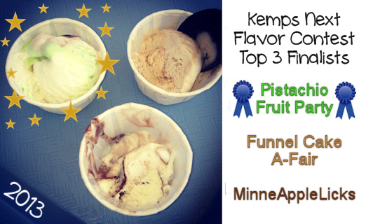 minnesota state fair kemps flavor contest finalists