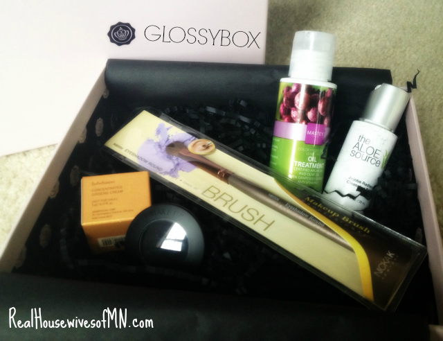 glossybox beauty products november