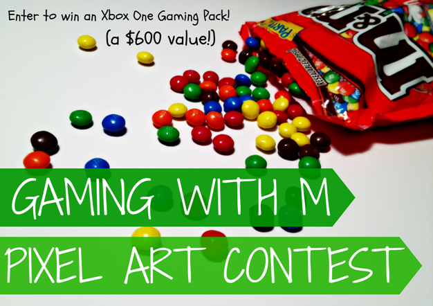 #shop gaming with m pixel art contest