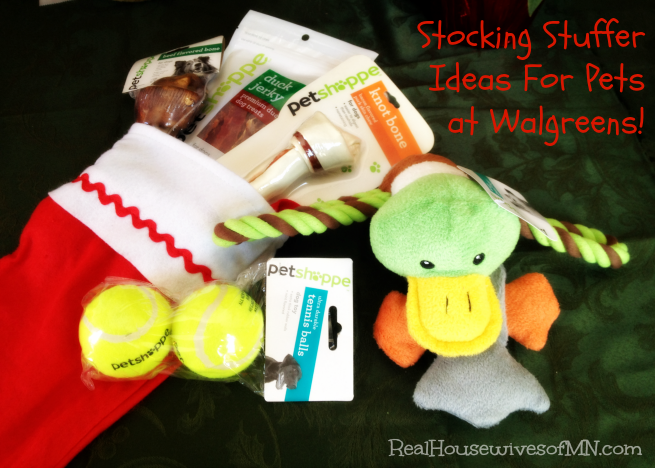 walgreens pet stocking stuffers #shop