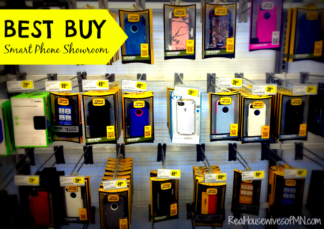 best buy smart phone showroom #shop