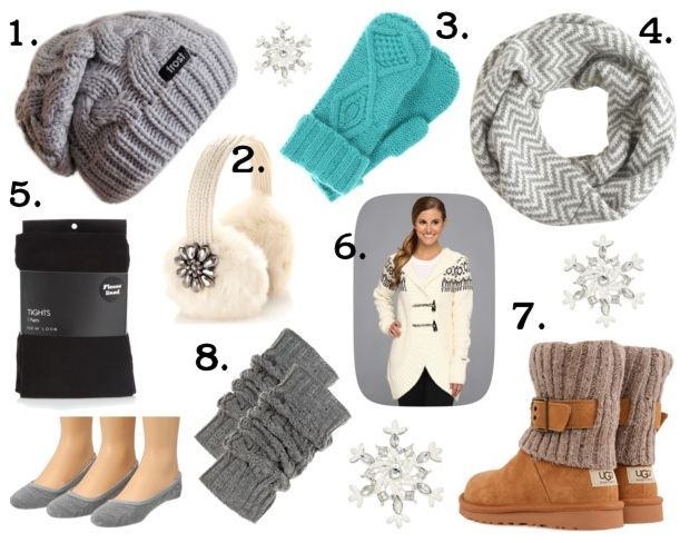 cold weather fashion essentials