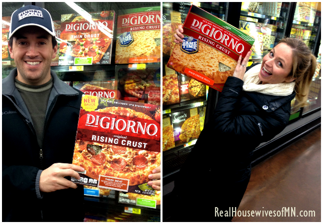 digiorno pizza for game time meals #shop