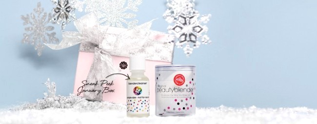 january glossybox sneak peek 2014