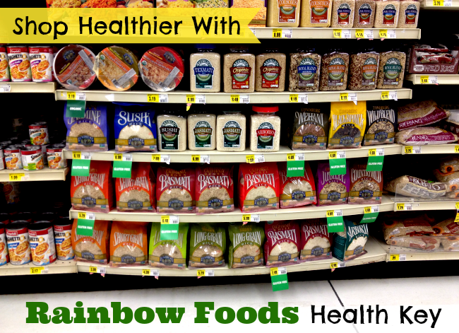 shop healthier with rainbow foods #shop