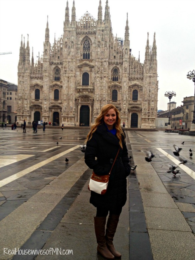 housewife in milan italy