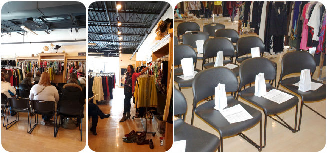 Attend a Fashion Fix workshop #shop