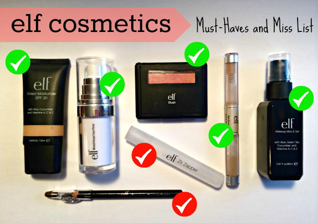 elf cosmetics best of beauty list