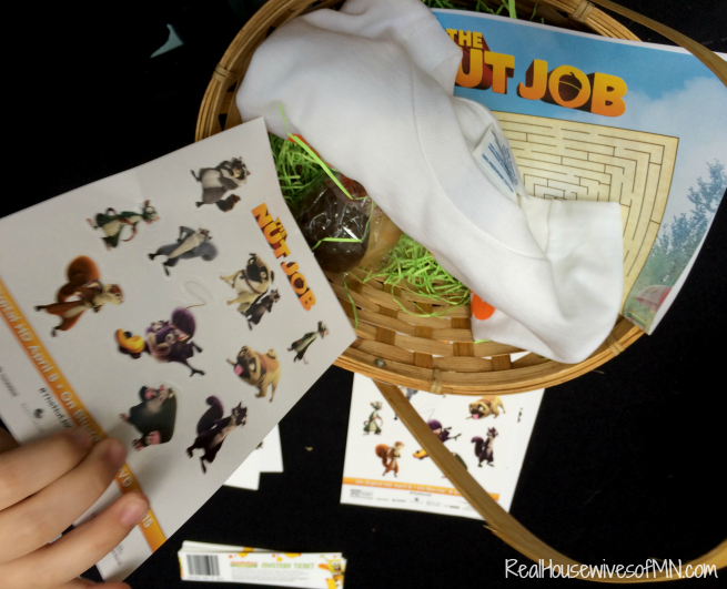 the nut job easter basket #ad