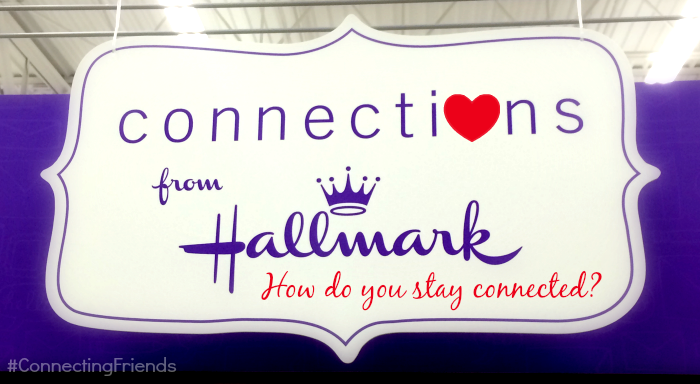 Hallmark Connecting Friends #shop