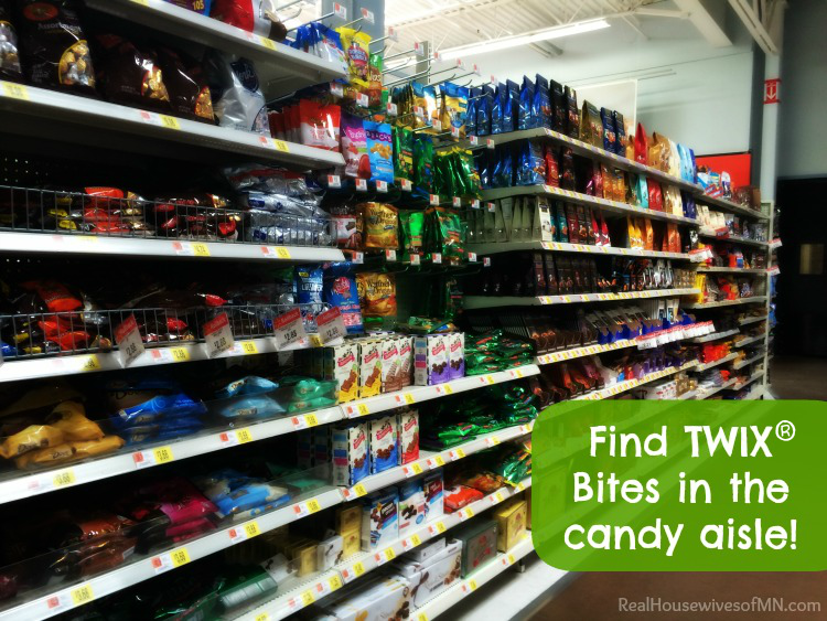Where to Find Twix Bites #shop