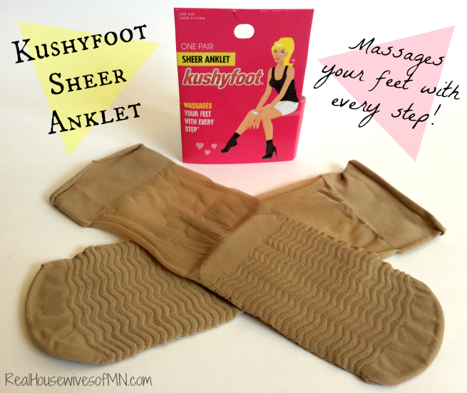 kushyfoot sheer anklet #shop