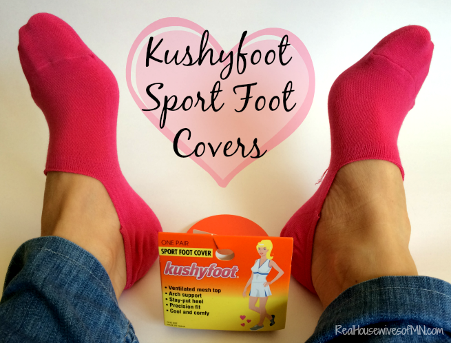 kushyfoot sport foot covers #shop