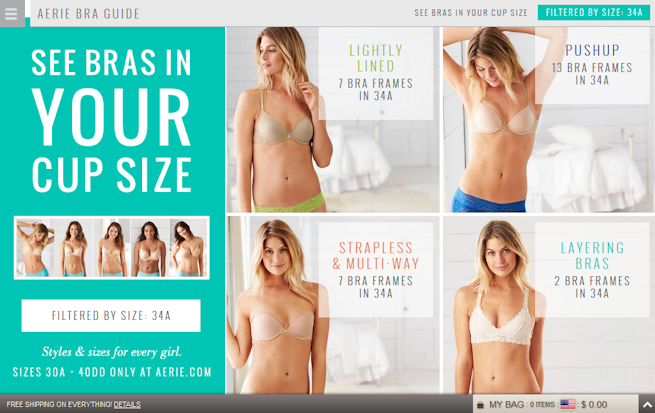 Aerie Bra Fitting #shop