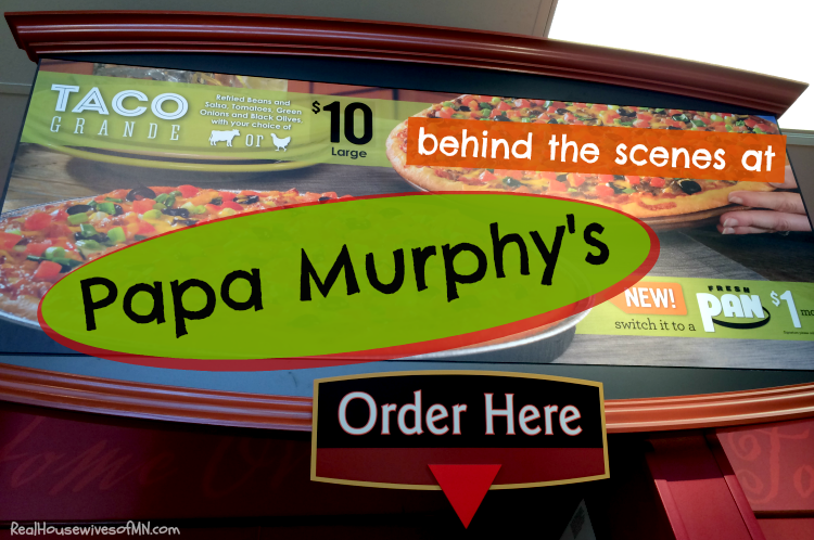Behind the scenes at papa murphys