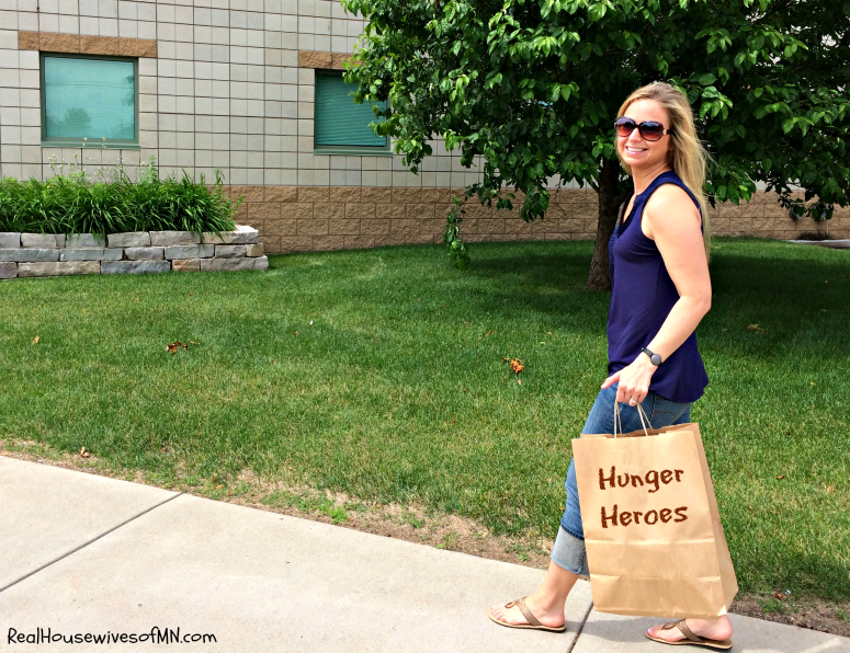 Hunger Heroes helps hungry kids #shop