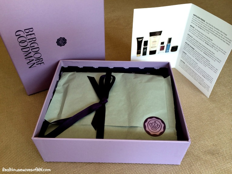 May Glossybox with Bergdorf Goodman #shop