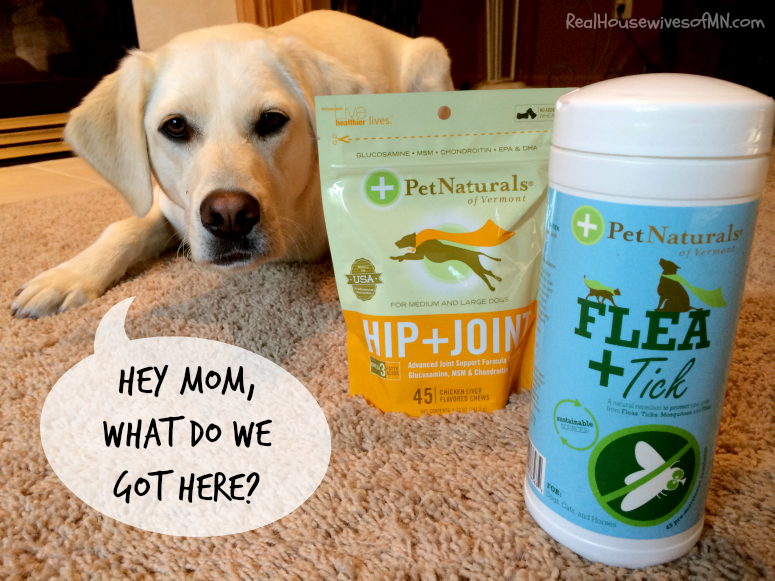Pet Naturals for Dogs #ad