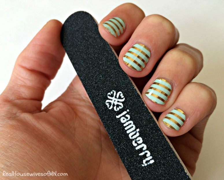Jamberry Nails Review Mint Green #shop