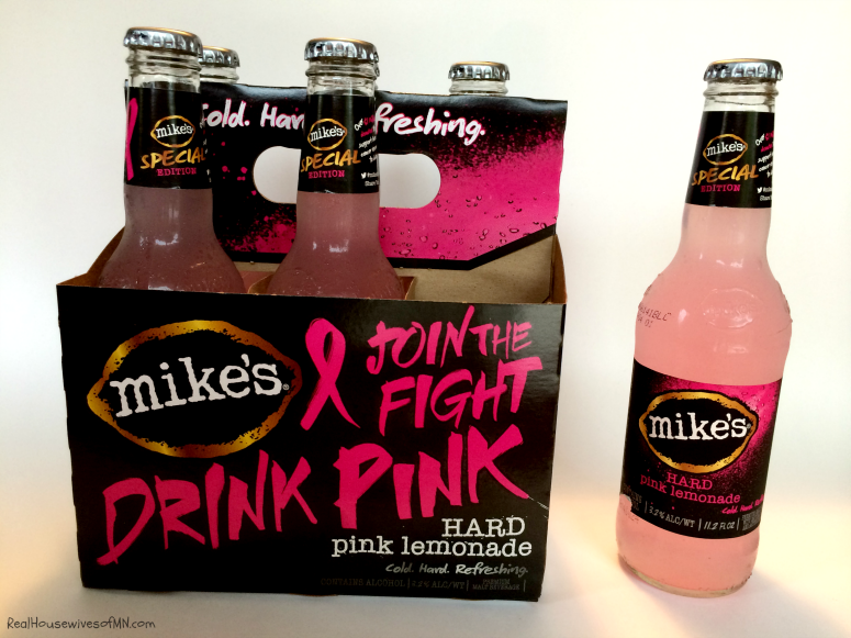 Drink Pink - Mikes Hard Lemonade #shop