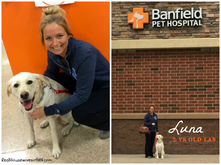 Our trip to Banfield