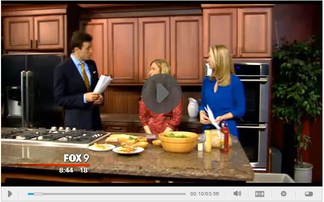 real housewives of mn on fox 9