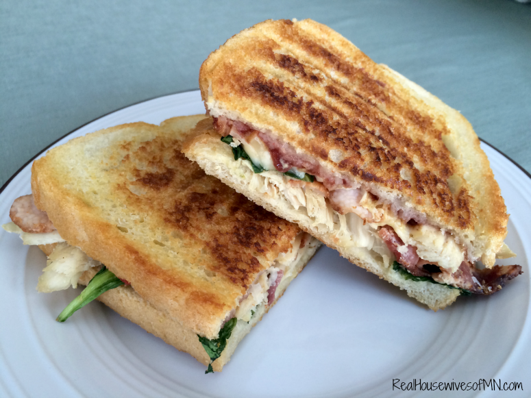 grilled a thanksgiving leftover twist your leftovers in a fun it ...