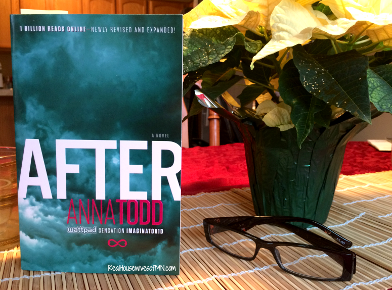 After book by anna todd