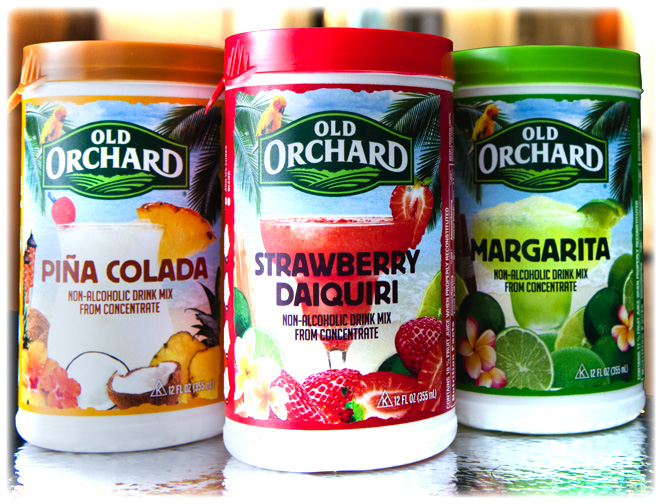 old orchard mixers