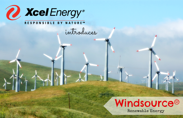 xcel energy windsource renewable energy