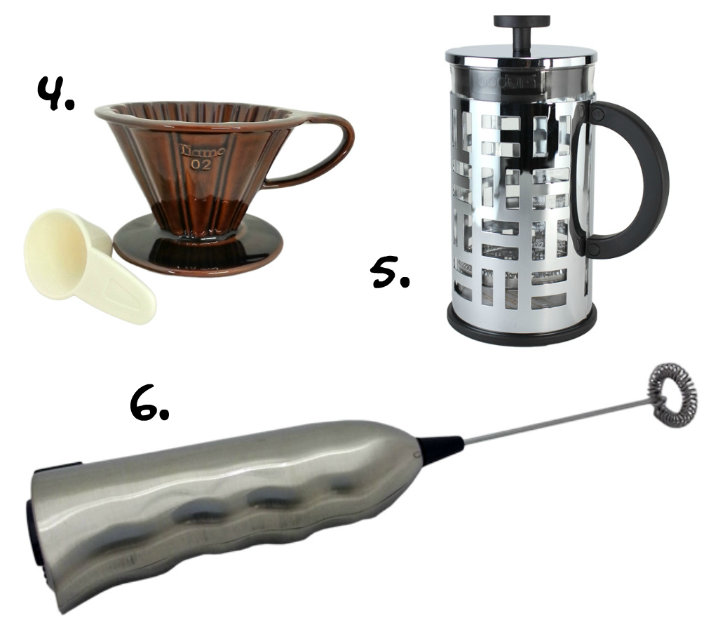 Coffee Gift ideas for her