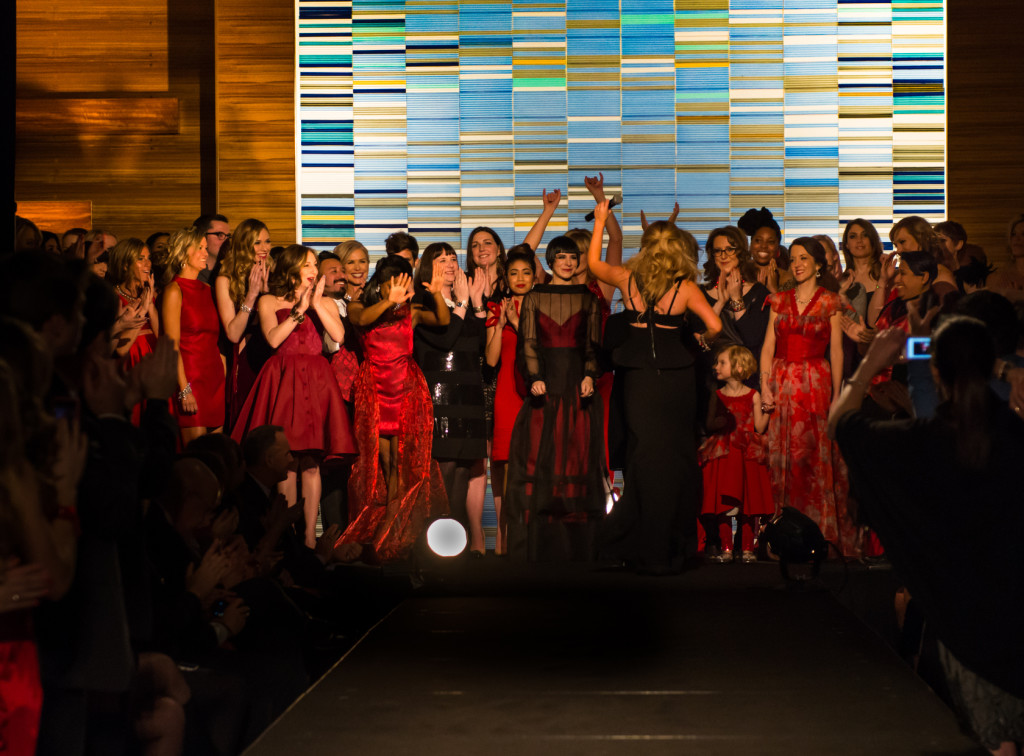 MN Red Dress Event