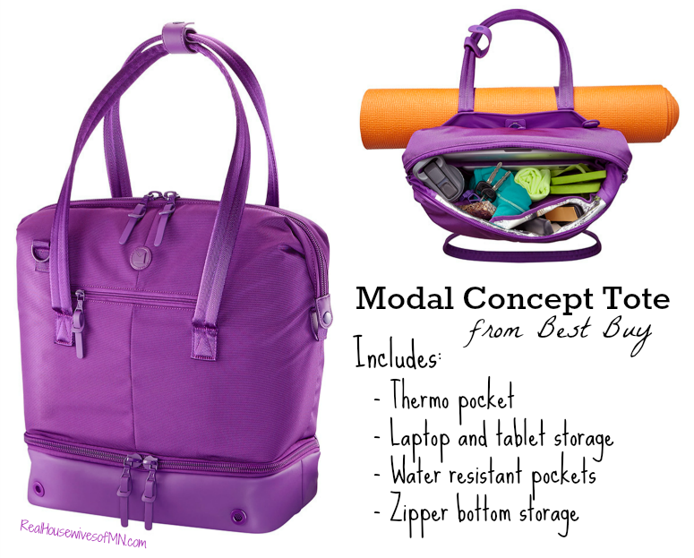 Modal Concept Tote from Best Buy