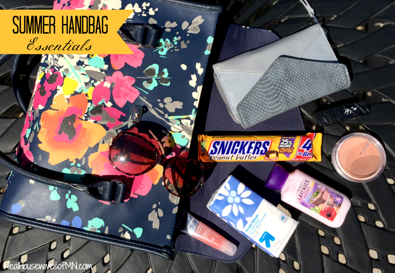Snickers Summer Handbag Essentials #ad
