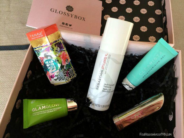 may 2015 summer glossybox