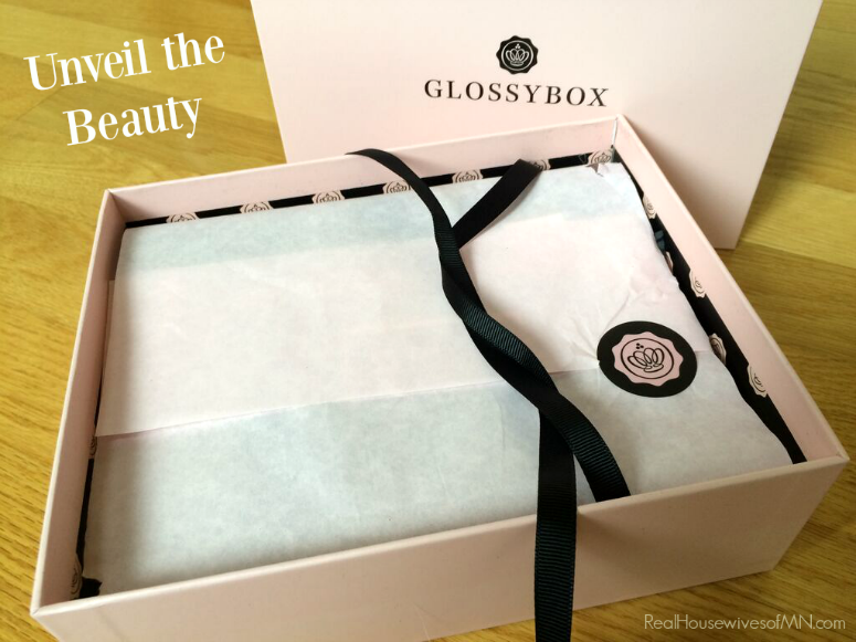Glossy box beauty box review