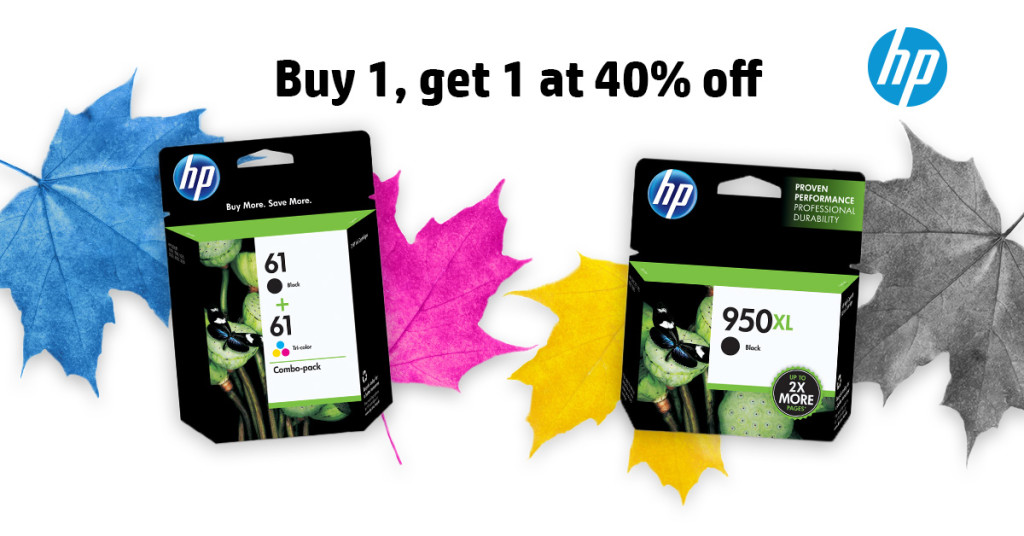 HP Original Ink Deal