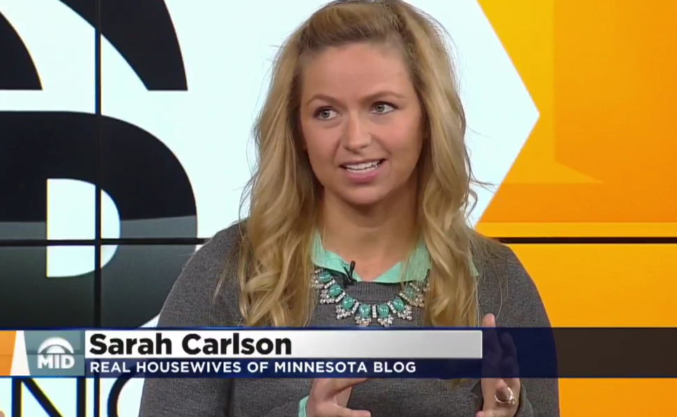 Sarah carlson real housewives of minnesota