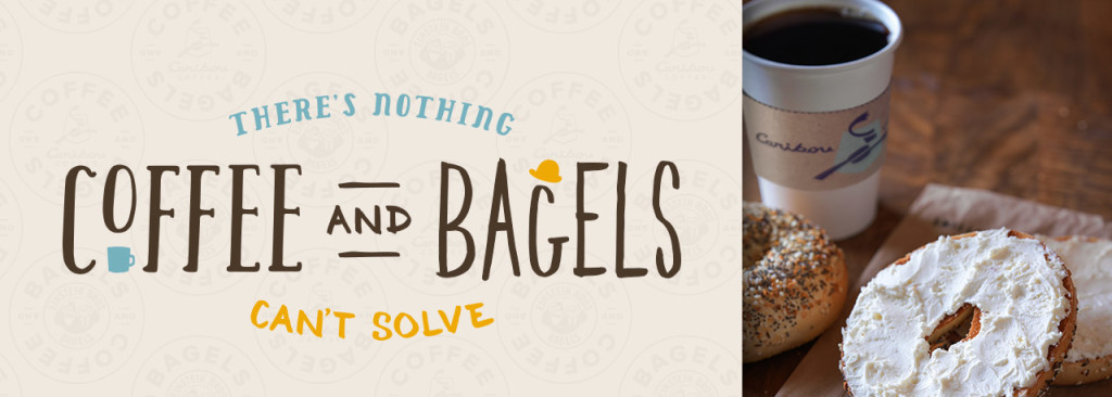 Caribou Coffee and Einstein Bros Bagels
