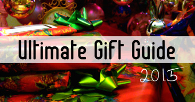 Ultimate Gift Guide 2015 - Gift ideas for everyone in the family