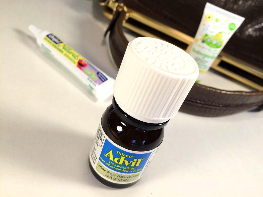 Infants Advil