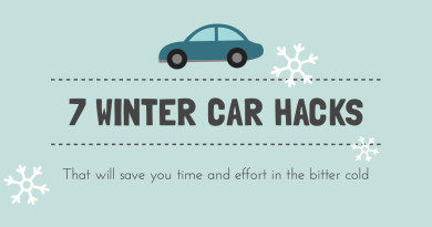 7 winter car hacks