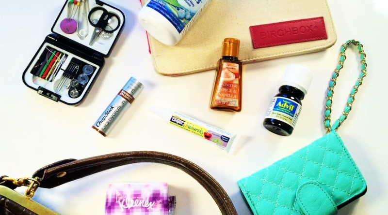 New Mom Purse Essentials #ad