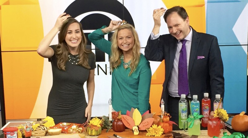 WCCO Thanksgiving Kids Table Activities