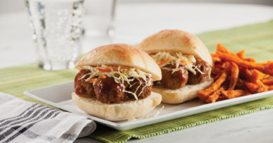 Mightly Meatball Sliders