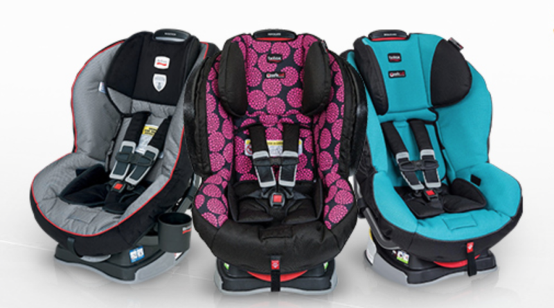 Sale on Britax car seats at Amazon