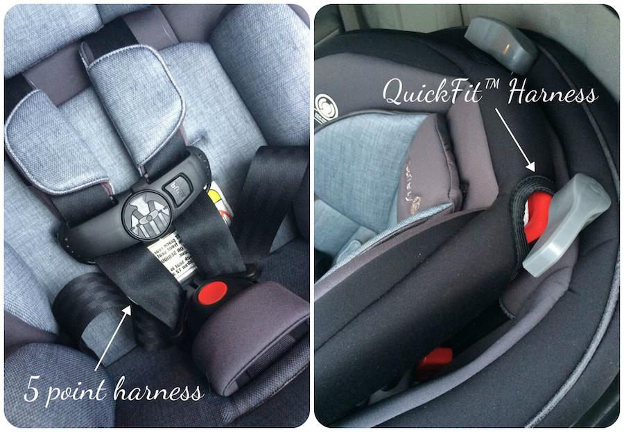 Safety St Car Seat Adjust Straps