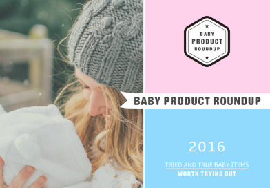 Favorite Baby Products Roundup