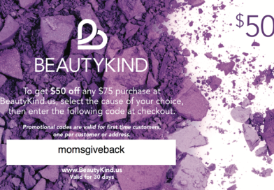 BeautyKind: Get Your Beauty On & Give Back